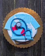 Тверь торт для медика Венеция