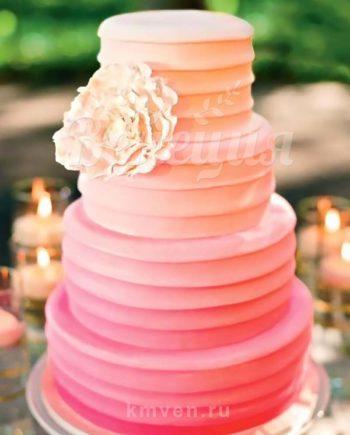 Венеция свадебные торты на заказ Тверь